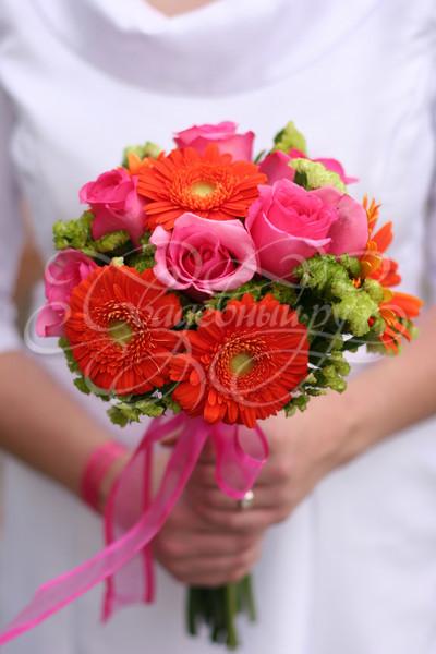 Свадебный.ру. Свадебные букеты фото. Свадебные букеты круглый