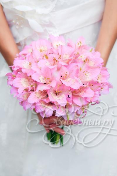 Свадебный.ру. Свадебные букеты фото. Свадебные букеты галерея